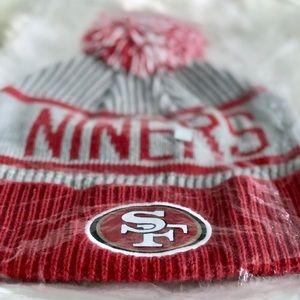NFL ❤️💛 San Francisco 49ers Beanie